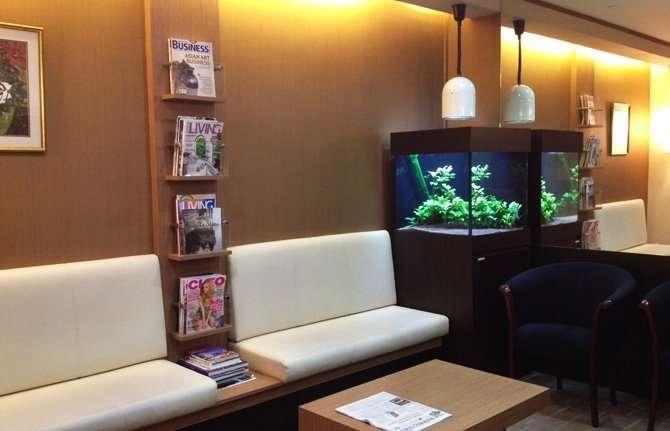 Dennis Tan's clinic